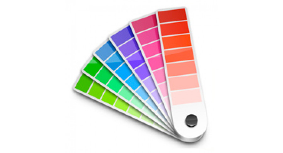 Colors of the products we offer