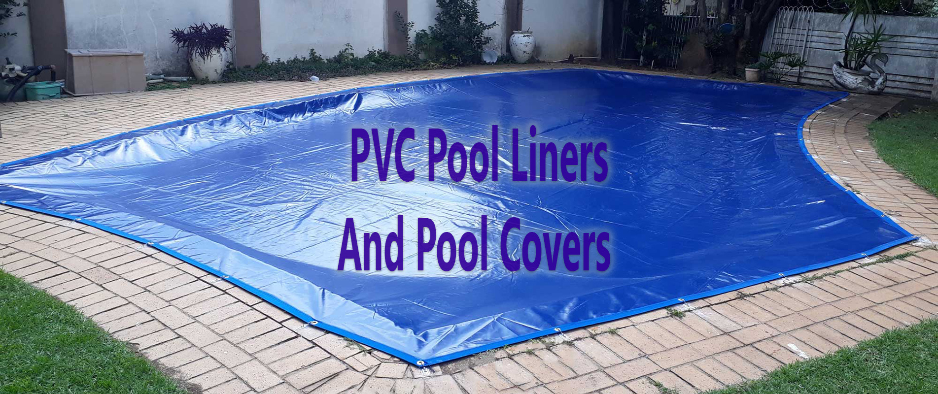 Pool liners and covers