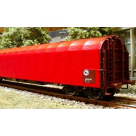 Tarpaulins for railway wagons