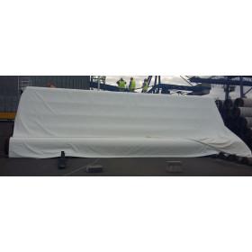 Large-size tarpaulins