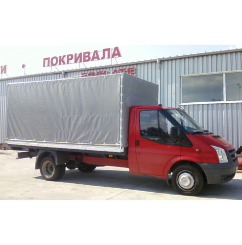 Common tarpaulin for a truck or trailer