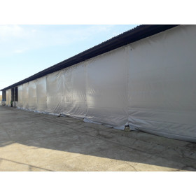 Curtains for warehouses
